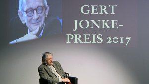 Gert Jonke-Preis 2017 Paul Nizon Verleihung