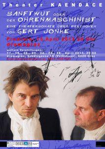Gert Jonke | Sanftwut