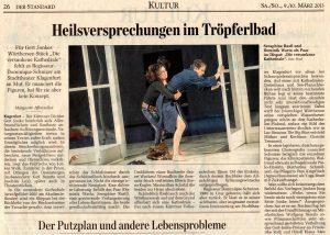 Heilversprechnungen im Tröpferlbad | Kritik zu Die versunkene Kathedrale | Der Standard | 2013-03-09