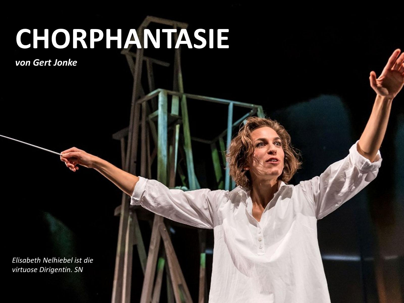 Chorphantasie | Odeïon Kulturforum Salzburg | 2014-09-18 bis 2014-10-23 | Foto © Albert Moser | 1
