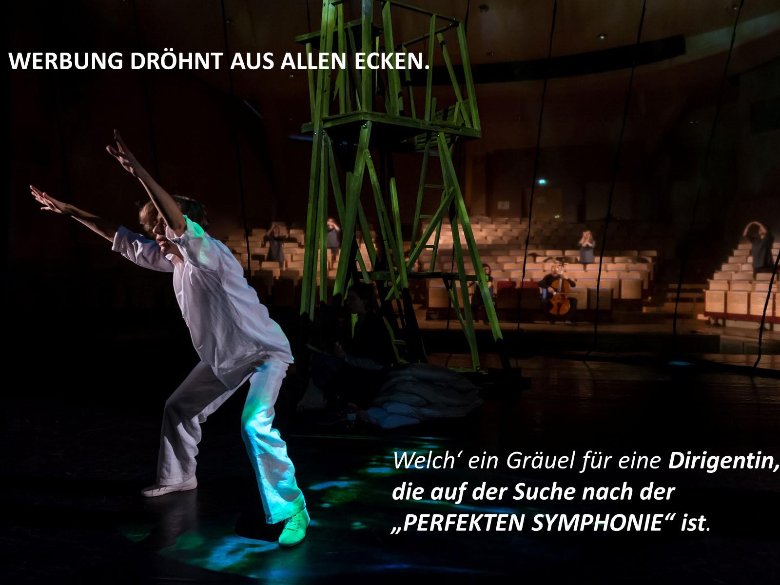 Chorphantasie | Odeïon Kulturforum Salzburg | 2014-09-18 bis 2014-10-23 | Foto © Albert Moser | 2