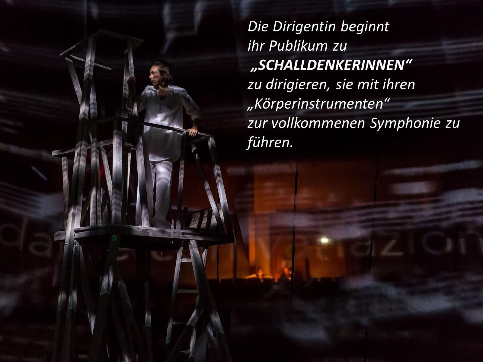 Chorphantasie | Odeïon Kulturforum Salzburg | 2014-09-18 bis 2014-10-23 | Foto © Albert Moser | 4