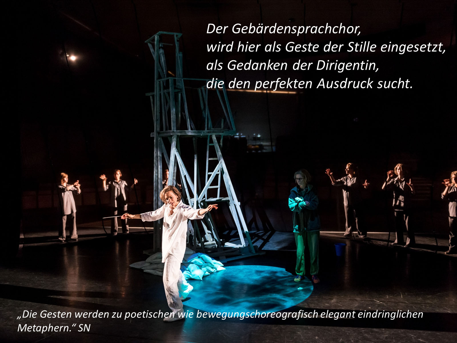 Chorphantasie | Odeïon Kulturforum Salzburg | 2014-09-18 bis 2014-10-23 | Foto © Albert Moser | 5