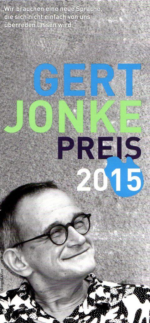 Einladung Gert-Jonke-Preis 2015 Seite 1