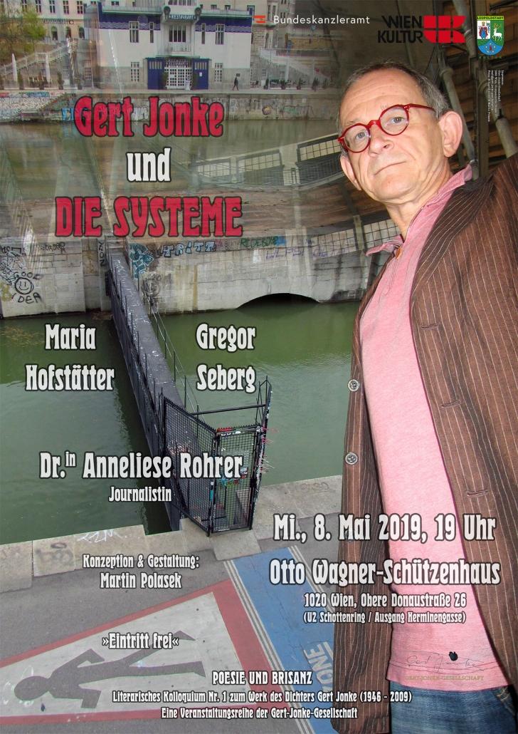 Poesie und Brisanz 1 | Gert Jonke und DIE SYSTEME | Gert Jonke-Gesellschaft